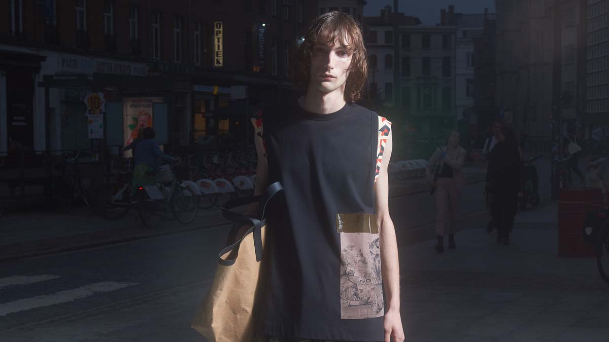 Dries Van Noten Spring 2022 Paris cover