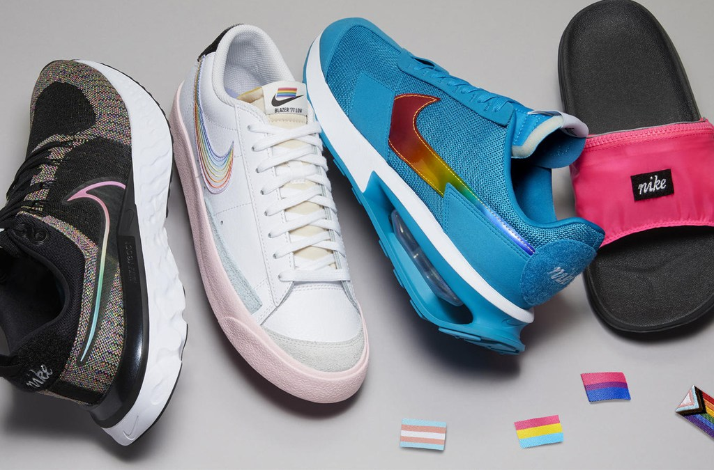 Nike BETRUE Pride Collection 2021 cover
