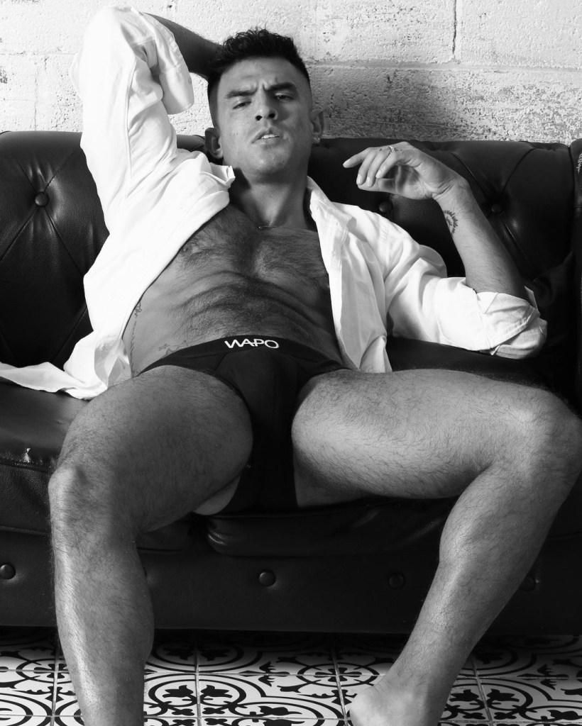 Sexy Juanfer De La Torre for WAPO Wear