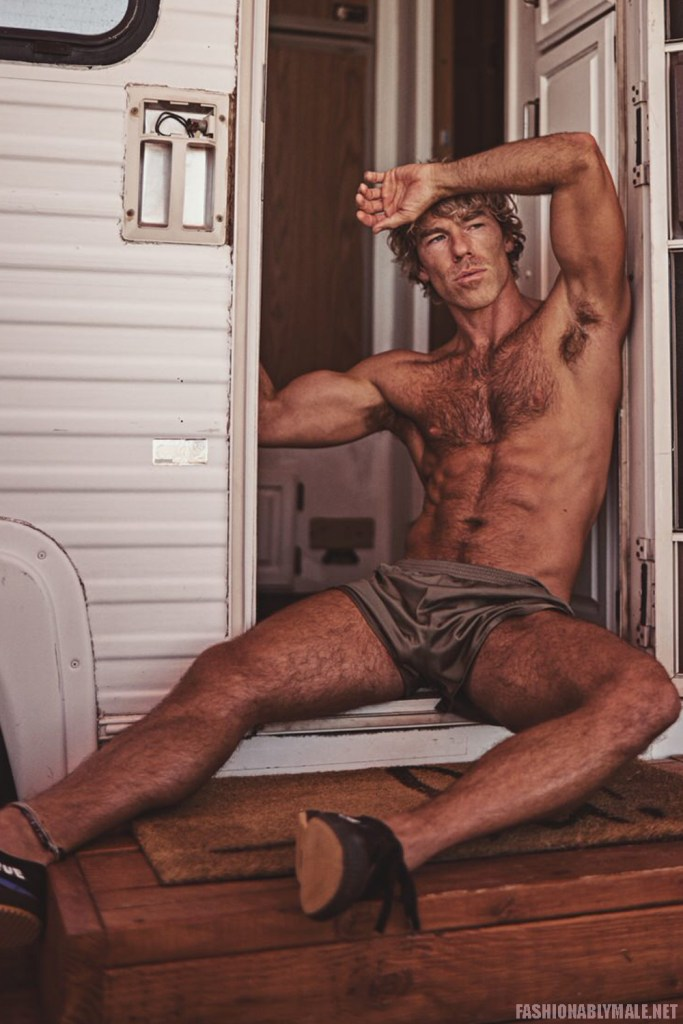 DW Chase by Brian Kaminski for Fashionably Male Part One
