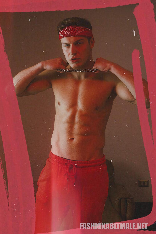 Denis Petkanski by Angel Ruiz for Fashionably Male