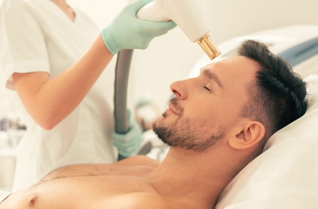 Microdermabrasion for Men- Everything You Need To Know cover