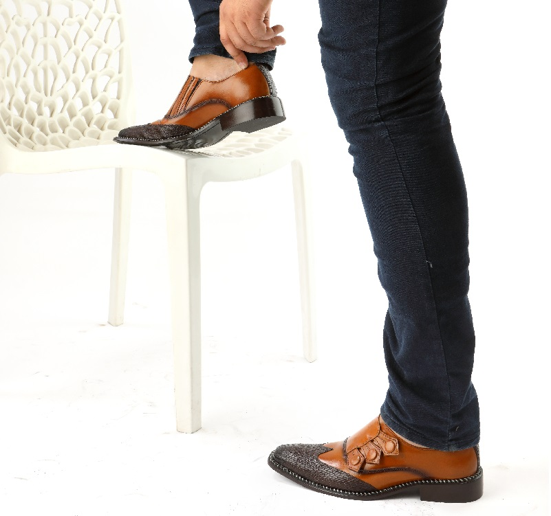 Test drive your shoes