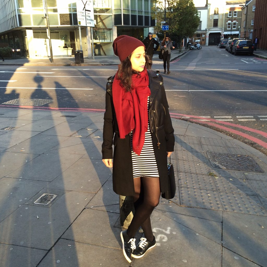 How To Wear Summer Clothes In Winter Ootd
