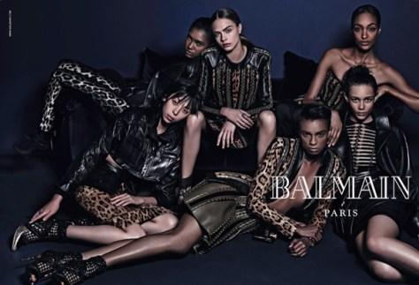 snapshot-balmain-fall-2014-ad-cara-delevingne1