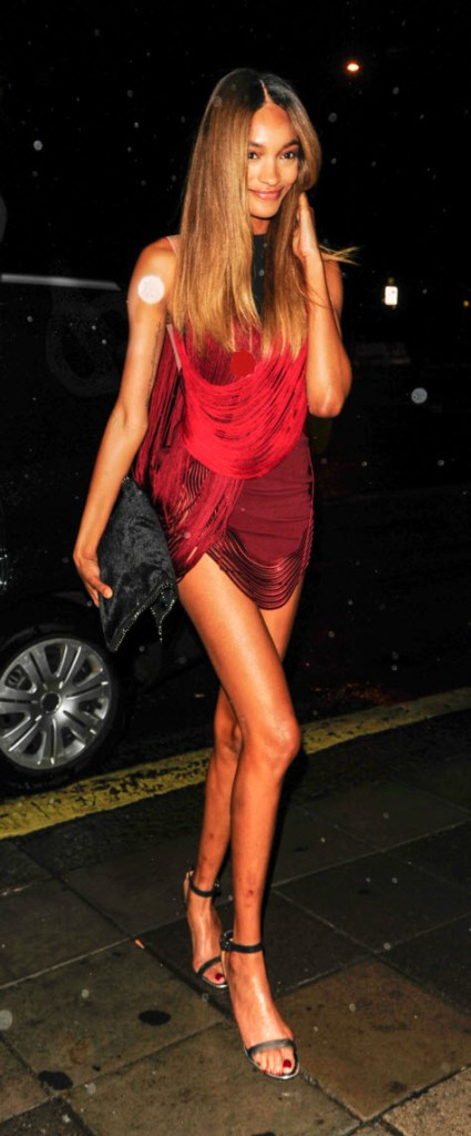 jourdan-dunn-coya-restaurant-stella-mccartney-dress