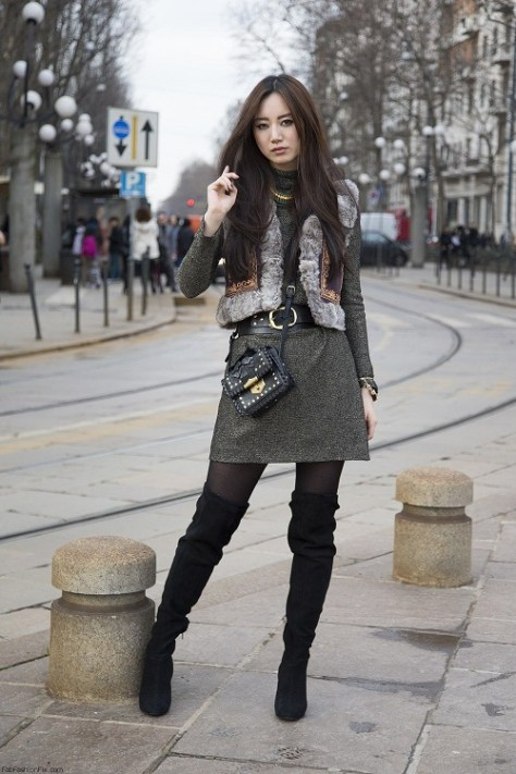 Japanese-Winter-Teens-Outfits