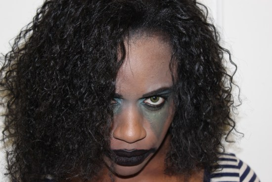 Scary Halloween Makeup