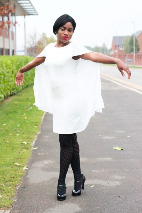 Crepe Dress