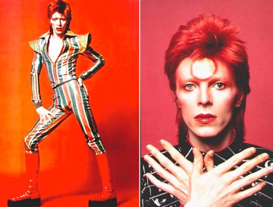 David Bowie Fashion