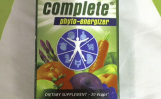 Complete Phyto Energiser Image