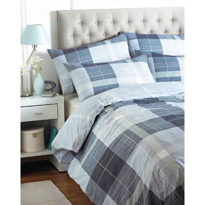 Denim Duvet Set Image