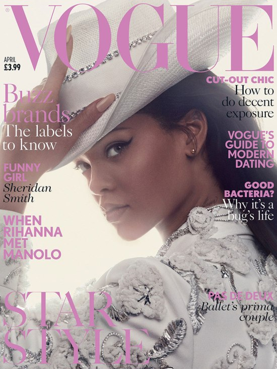 Rihanna-Vogue-UK-April-2016-Cover
