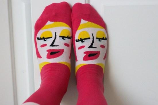 Chatty Feet Image