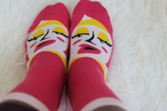 Chatty Feet Socks Picture
