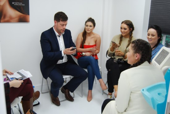 City Hair Removal Launch Event Image
