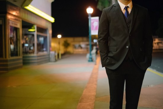 Man in Suit Image
