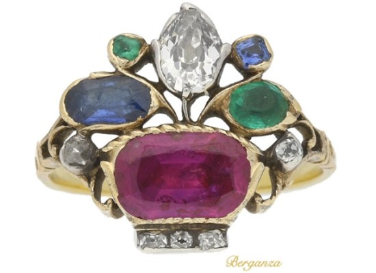 berganza ring picture