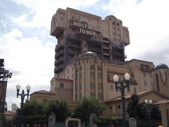 Hollywood Tower Hotel Image