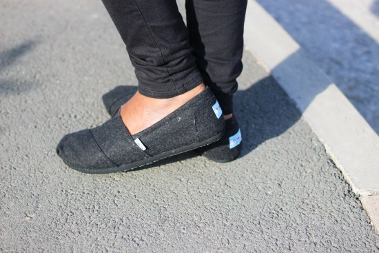 Toms Shoes Picture