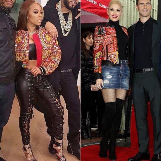 gwen-stefani-vs-keyshia-cole-moschino-embellished-cropped-jacket-2-1
