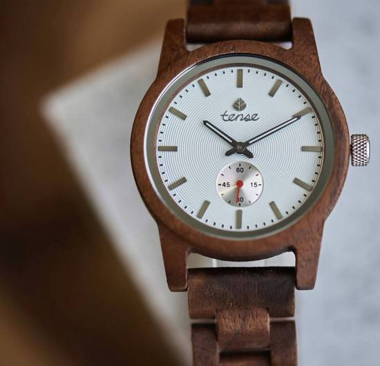 Wood Watch Image