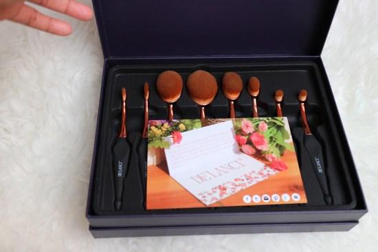 DE'LANCI Brush Kit