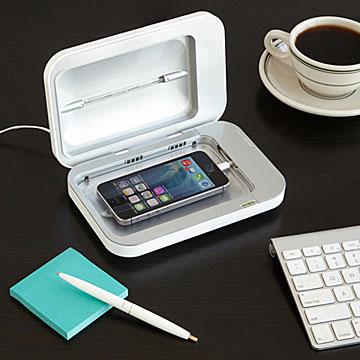 PhoneSoap Smartphone Sanitizer Image