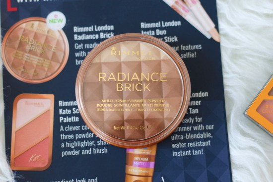Rimmel London Radiance Brick Image copy