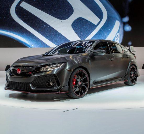 Honda Car Image