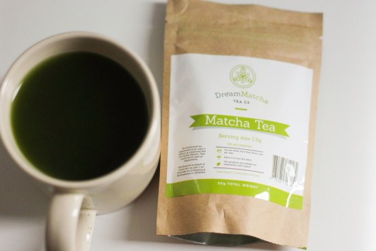 Dream Matcha Green Tea Image