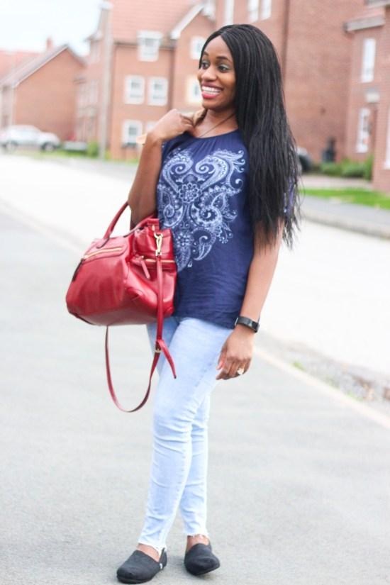 Fashion Blogger UK Image