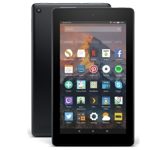 Amazon Fire Image