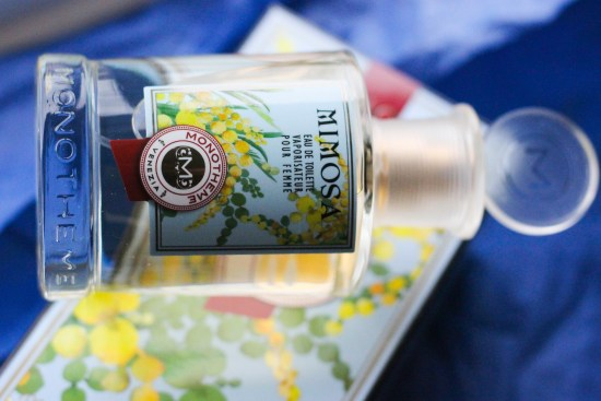 Mimosa Perfume Picture