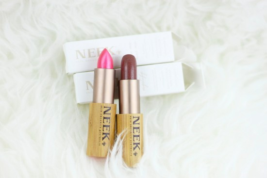 NEEK Lipsticks Image