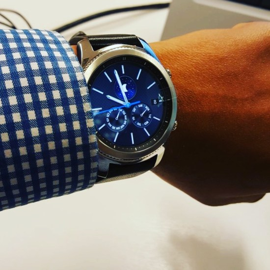 Samsung watch image