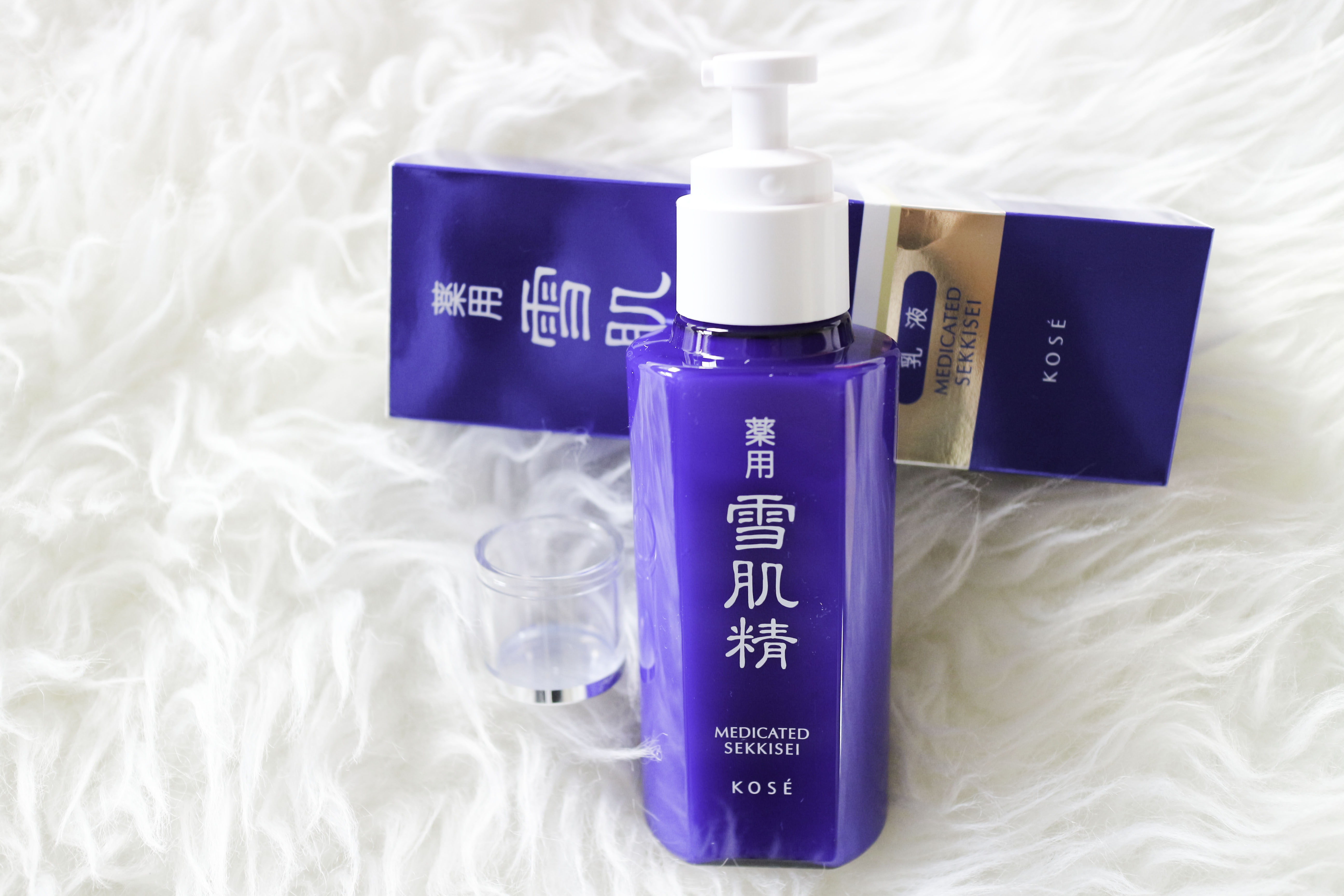 Product Review - Japanese skincare with KOSE and Ichikami