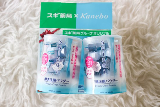 Kanebo Suisai Beauty Clear Powder Image