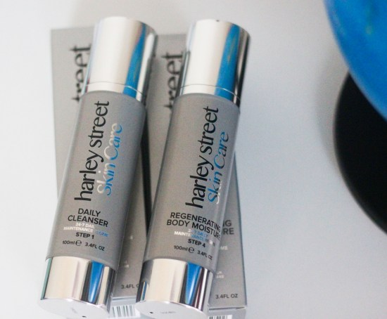 Harley Street Skincare Products Image