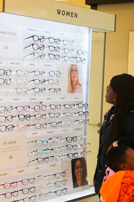 M&S Opticians Picture