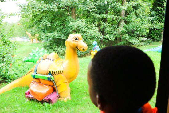 Theme Parks Cheshire Image