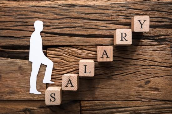 Your salary worth image