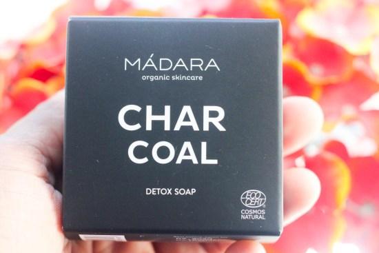 Charcoal Detox soap Picture