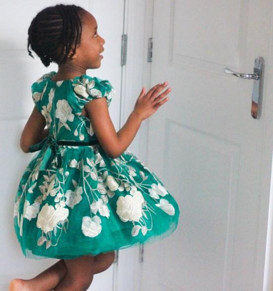 Luxury childrenswear image