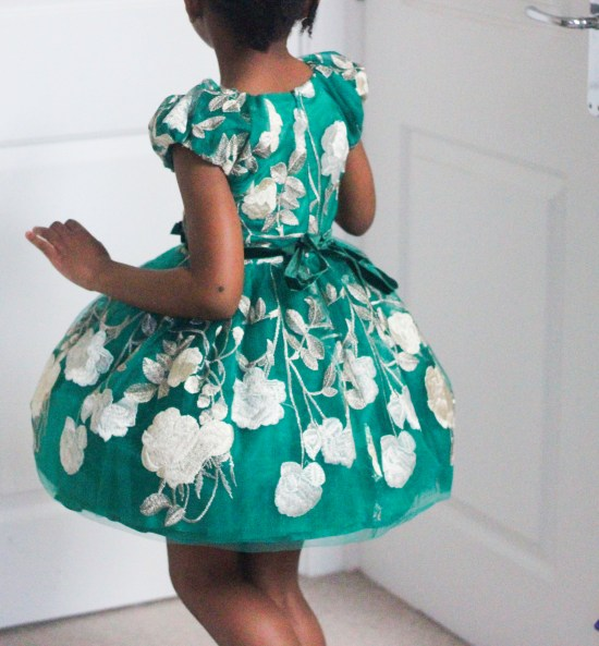 party dress for kids image