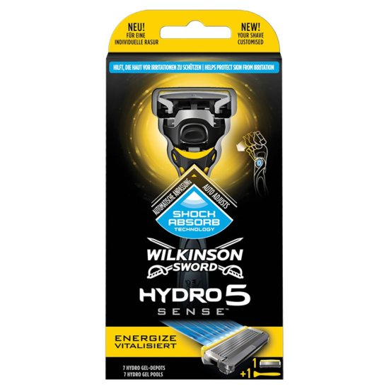 Wilkinson Sword Hydro 5 Sense EnergizePicture