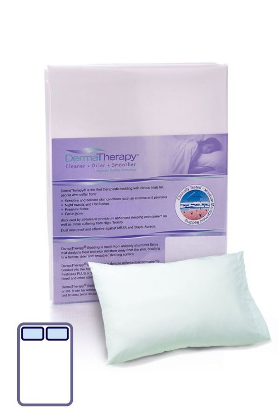 DermaTherapy Pillow Case Picture