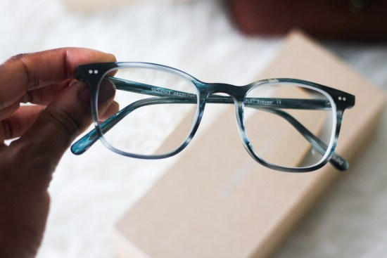 SEQUENCE Ocean Tide Eyeglasses picture