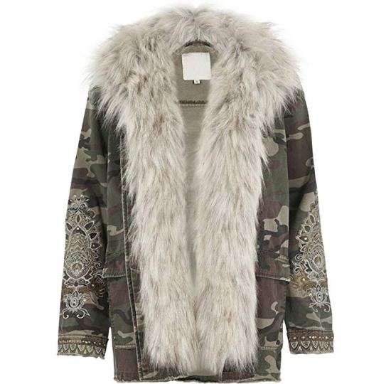 River Island Coat picture