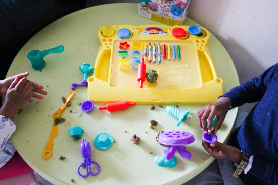 Play Doh Set Review image